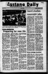 Mustang Daily, September 28, 1972