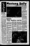Mustang Daily, October 4, 1972