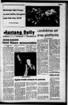 Mustang Daily, October 16, 1972