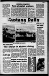 Mustang Daily, October 18, 1972