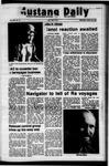 Mustang Daily, October 25, 1972