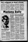 Mustang Daily, October 27, 1972