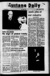 Mustang Daily, October 31, 1972