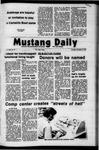 Mustang Daily, November 2, 1972