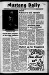 Mustang Daily, November 6, 1972
