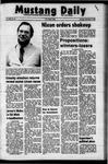 Mustang Daily, November 9, 1972