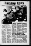 Mustang Daily, November 13, 1972
