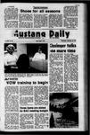 Mustang Daily, November 15, 1972