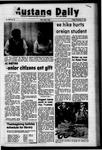 Mustang Daily, November 17, 1972
