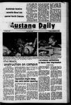 Mustang Daily, November 21, 1972