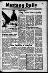Mustang Daily, November 27, 1972