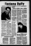 Mustang Daily, November 29, 1972
