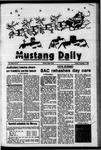 Mustang Daily, December 1, 1972