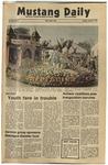 Mustang Daily, January 8, 1973