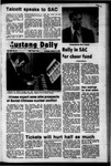 Mustang Daily, January 11, 1973