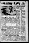 Mustang Daily, January 17, 1973