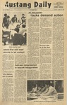 Mustang Daily, January 18, 1973
