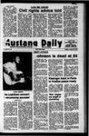 Mustang Daily, January 23, 1973