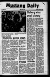 Mustang Daily, February 8, 1973