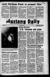 Mustang Daily, February 15, 1973