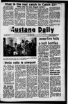 Mustang Daily, February 20, 1973
