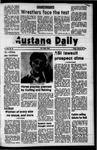 Mustang Daily, February 23, 1973