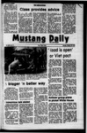 Mustang Daily, February 26, 1973