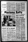 Mustang Daily, March 1, 1973