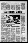 Mustang Daily, March 9, 1973