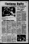 Mustang Daily, March 28, 1973
