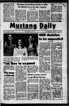 Mustang Daily, March 30, 1973