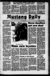 Mustang Daily, April 3, 1973
