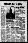 Mustang Daily, April 4, 1973