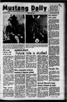 Mustang Daily, April 5, 1973