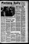 Mustang Daily, April 6, 1973