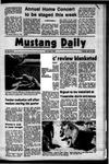 Mustang Daily, April 10, 1973