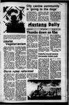 Mustang Daily, April 12, 1973