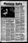 Mustang Daily, April 18, 1973