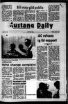 Mustang Daily, April 20, 1973