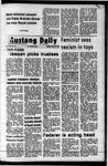 Mustang Daily, April 23, 1973