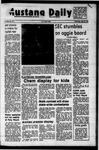 Mustang Daily, April 25, 1973