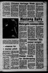 Mustang Daily, May 1, 1973