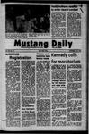 Mustang Daily, May 2, 1973