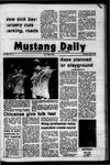Mustang Daily, May 3, 1973