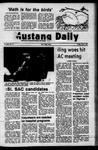 Mustang Daily, May 4, 1973