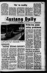 Mustang Daily, May 7, 1973