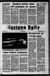 Mustang Daily, May 15, 1973