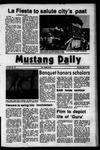 Mustang Daily, May 17, 1973