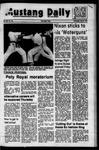 Mustang Daily, May 23, 1973