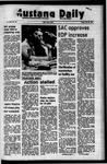 Mustang Daily, May 25, 1973